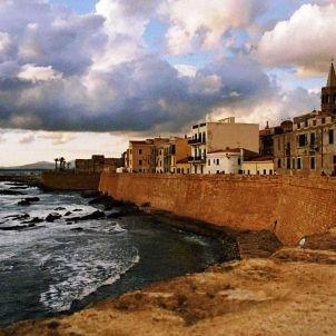 L'Alguer. Muralles. Wikipedia Commons.