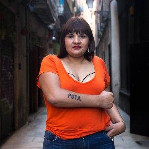 Sindicato de trabajadoras sexuals Jordi Jon Pardo Anton Rosa