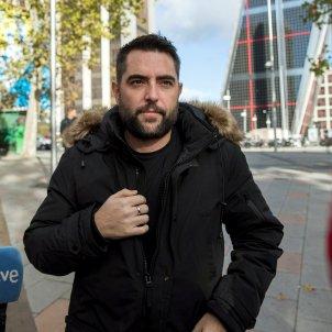 Dani Mateo declara jutjat Madrid EFE