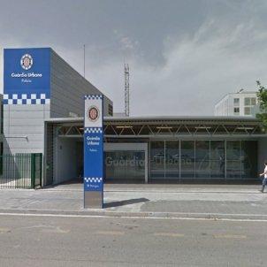 guàrdia urbana Tarragona captura google maps