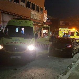 alcorcon apuñalamiento joven 112 emergencias