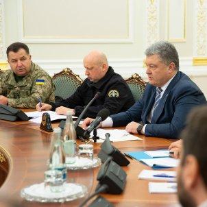 Petró Poroshenko president Ucraina - Efe