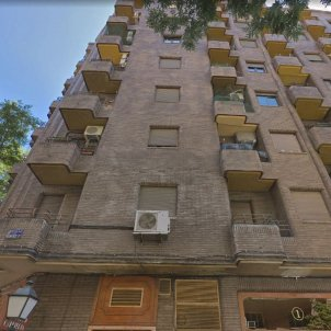 Chamberi dona se seuicida desnonament Google Maps