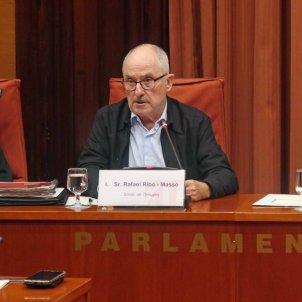 Sindic Greuges Parlament Cas Castor - Cedida Parlament