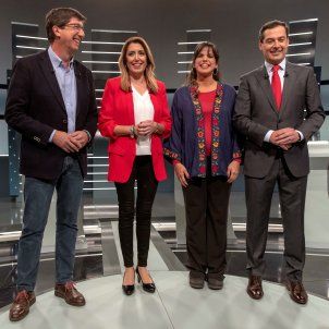 debat tve eleccions andaluses - efe
