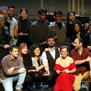 Foto família premis butaca 2018 ACN