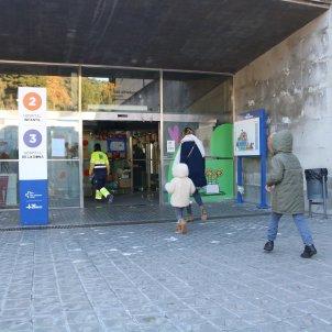 Urgències Vall d'Hebrón