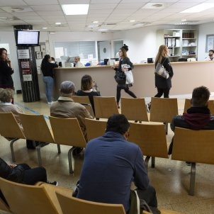 CAP SEM Atencions primaries Ambulatori Sanitat publica sala d'espera vaga metges - Sergi Alcàzar