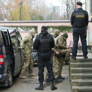 mariners crimea russia ucraïna efe