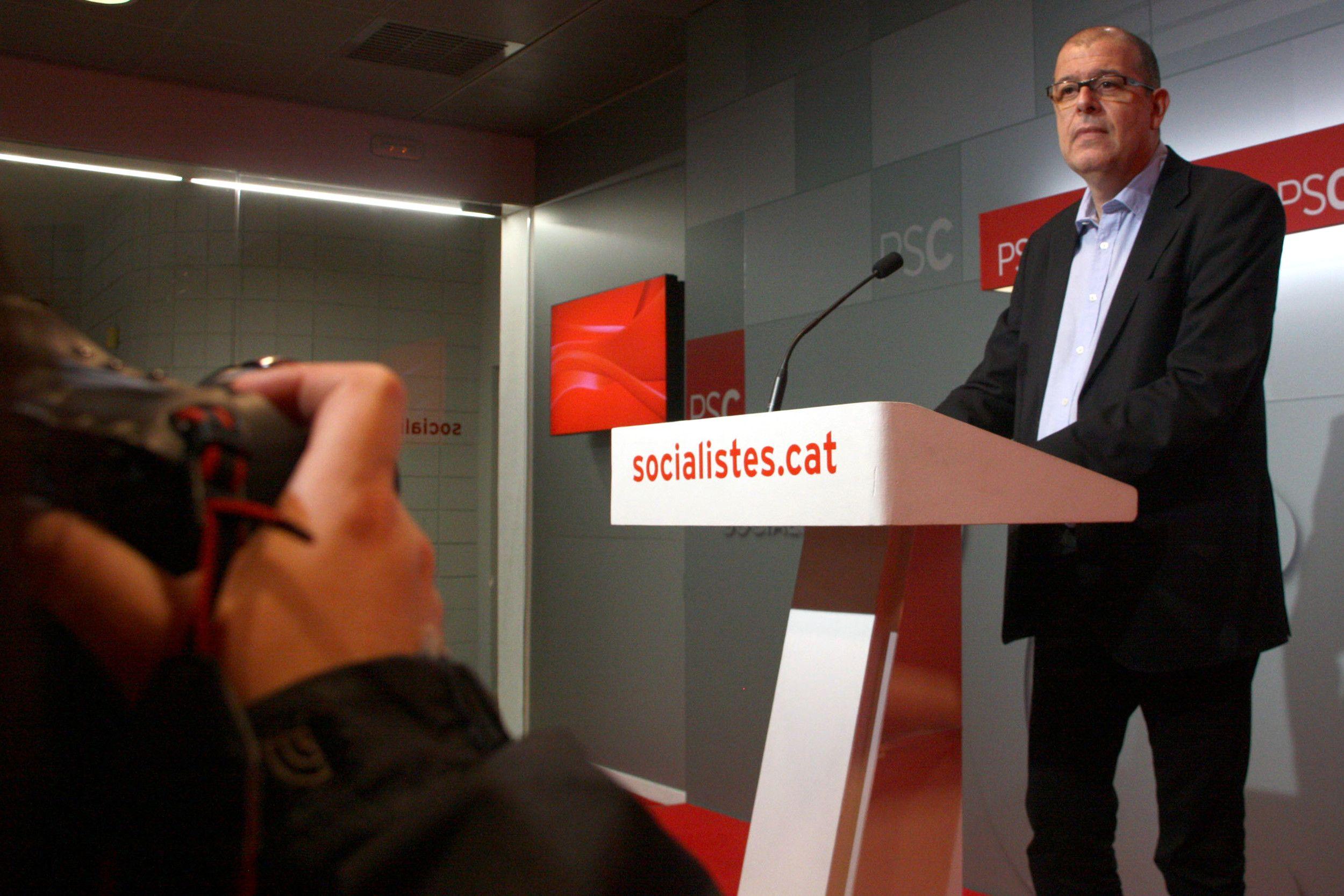 José Zaragoza PSC - ACN