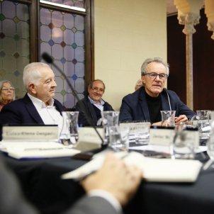Catalunya Espanya palau macaya perez royo Borja riquer josep m muñoz sergi alcazar