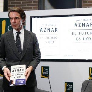Presentacio llibre Jose Maria Aznar Barcelona - Sergi Alcàzar