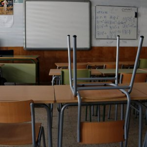 aula institut batxillerat ESO ACN