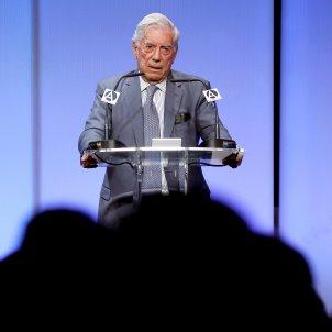 Mario Vargas Llosa EFE
