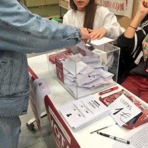 referendum autonoma de Madrid