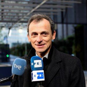 Pedro Duque Bèlgica EFE