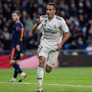 lucas vazquez gol reial madrid valencia EFE