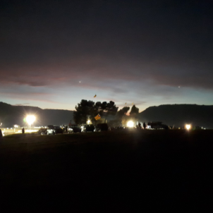 Cercla de llums Lledoners  - Jaume Cos