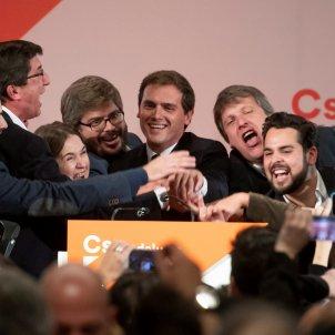 rivera eleccions Andalusia EFE