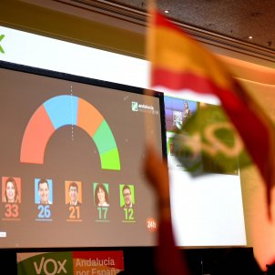 Vox andalusia EFE