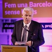 Mascarell candidatura Bcn, Sergi Alcàzar