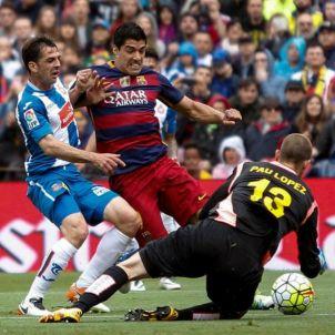 Barça Espanyol Camp Nou EFE