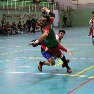 Sant Quirze Sant Joan Despí Handbol Nicolás Robles