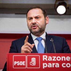 Abalos PSOE - efe