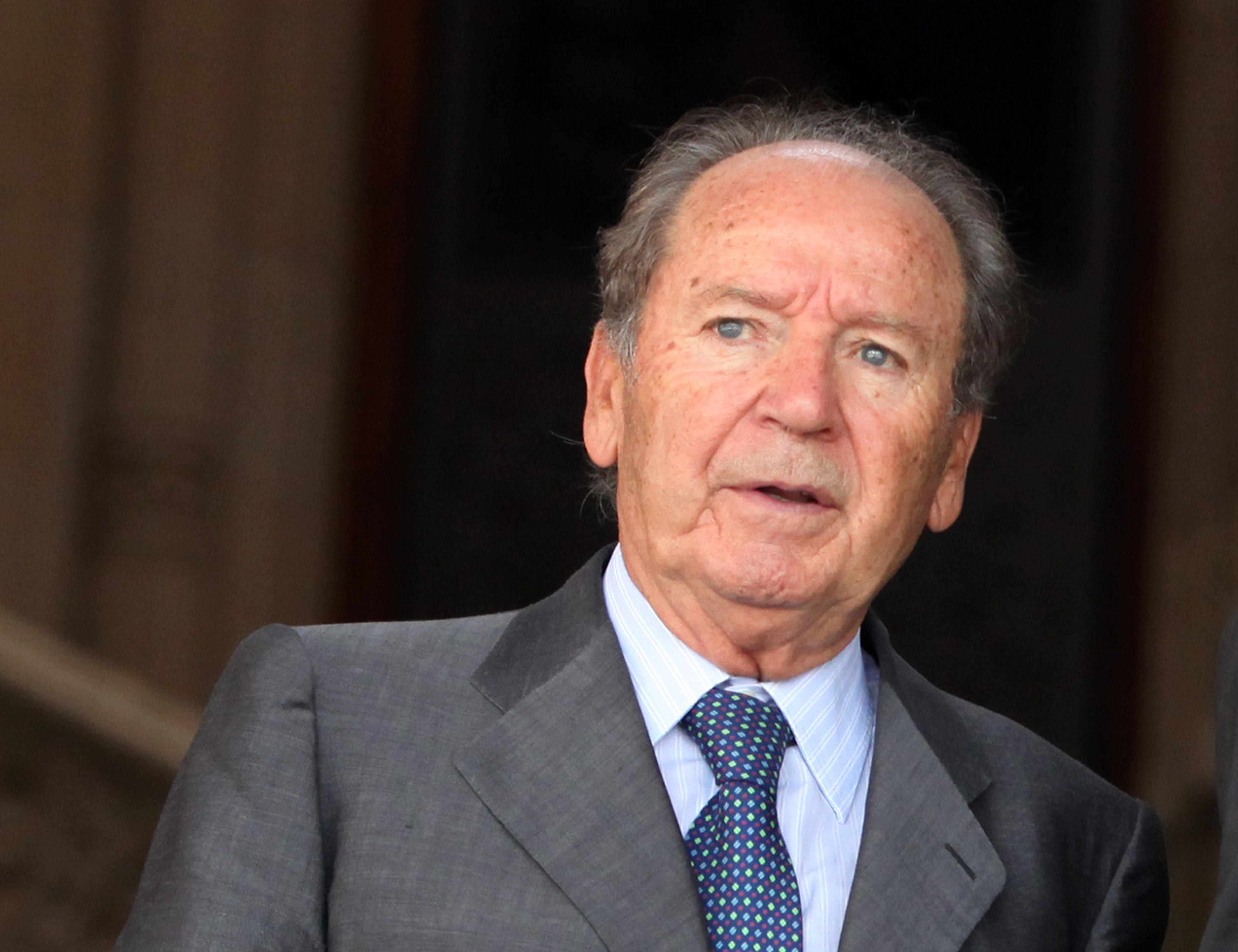 Josep Lluís Núñez arxiu - ACN