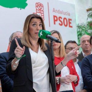 Susana Díaz Efe