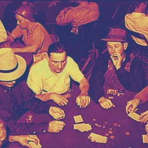 Poker California 1930s(Lee Russell)