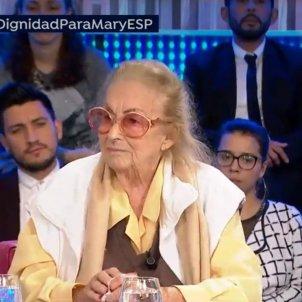 anciana desahuciada Madrid