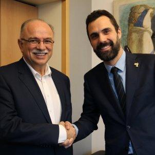 Torrent reunió vicepresident Parlament Europeu ACN