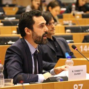 Roger Torrent Eurocambra ACN