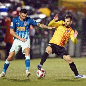 Sant Andreu Atlètic de Madrid @uesantandreu