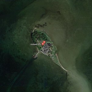 Lindholm illa Dinamarca