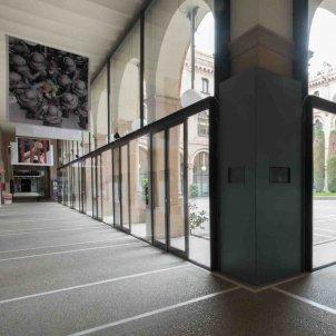 Exposició fotos 1 O rectorat Lleida ACN