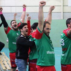 Handbol Sant Quirze Nicolas Robles