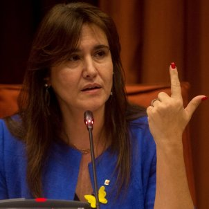 Consellera Cultura Laura Borràs - Efe