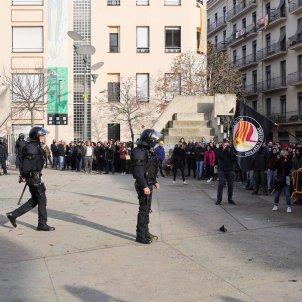 Manifestació antifeixista Girona - Carles Palacio