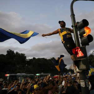boca juniors ultra efe