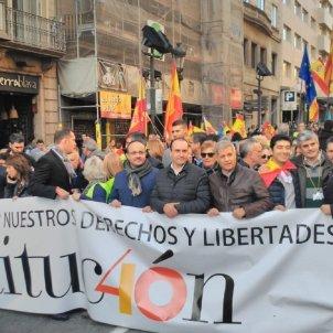 manifestació Barcelona Constitució EP