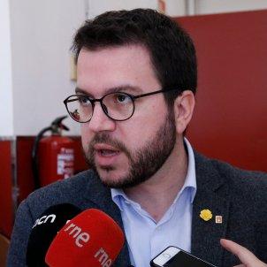 Vicepresident Pere Aragonès ACN