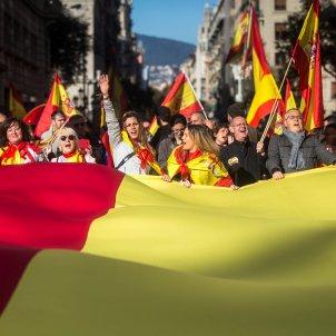 Manifestació constitució Barcelona - Efe