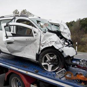 accident trànsit Pont de Molins