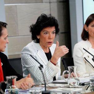 Celáa Consell de Ministres EFE