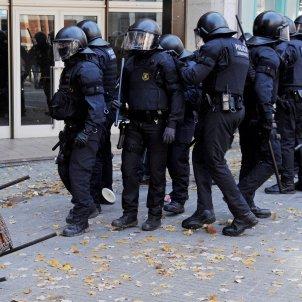 Mossos Girona EFE