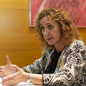 Ester Capella Consellera Justicia - Sergi Alcazar
