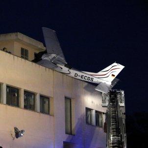 Accident avioneta Badia del Vallès - ACN