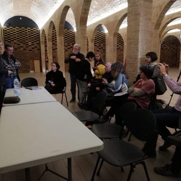 Dejuni presos Sarrià - Marc gonzález